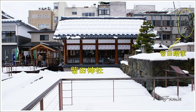 柴田神社拝殿